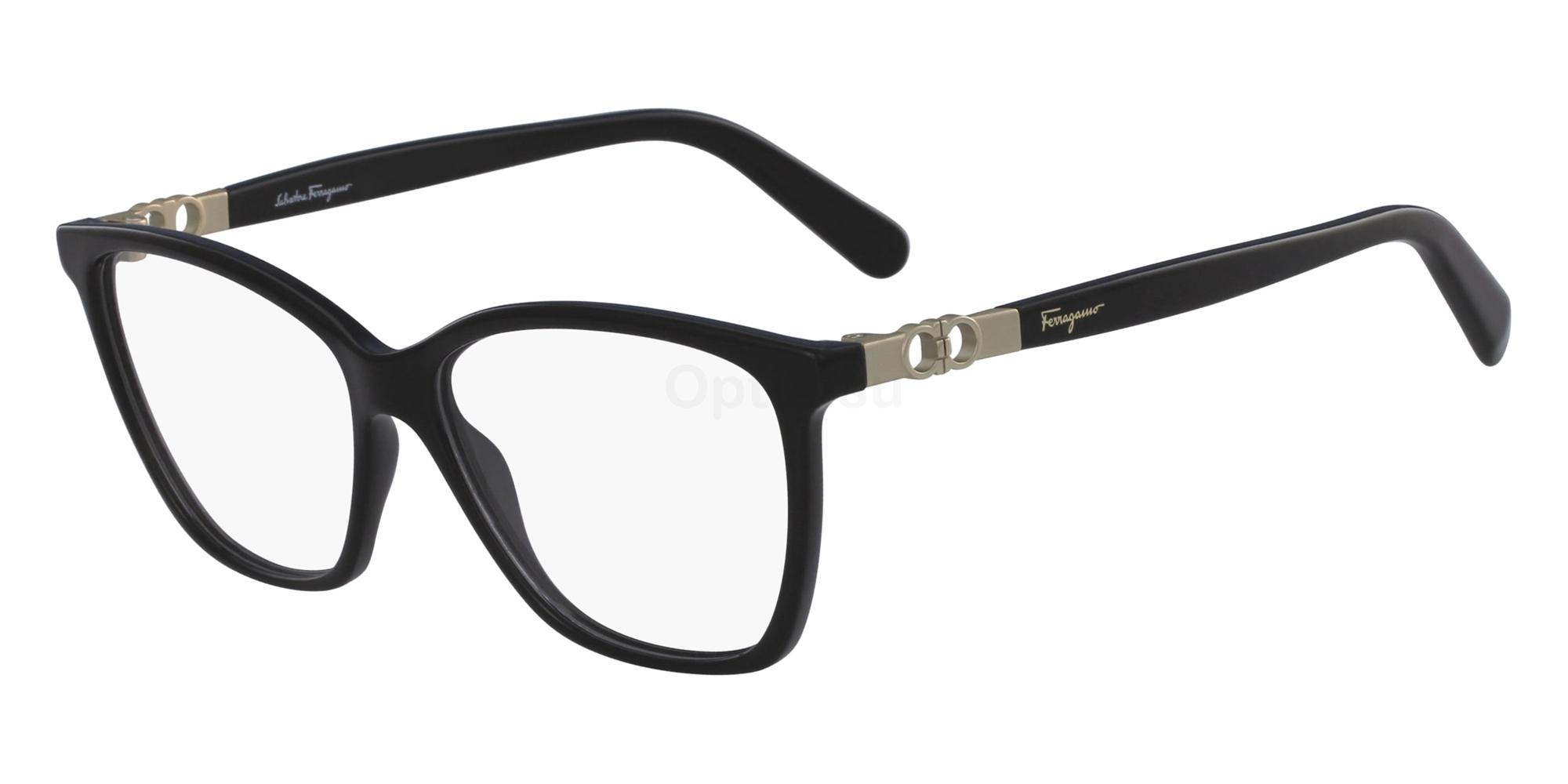 001 SF2814 Glasses, Salvatore Ferragamo
