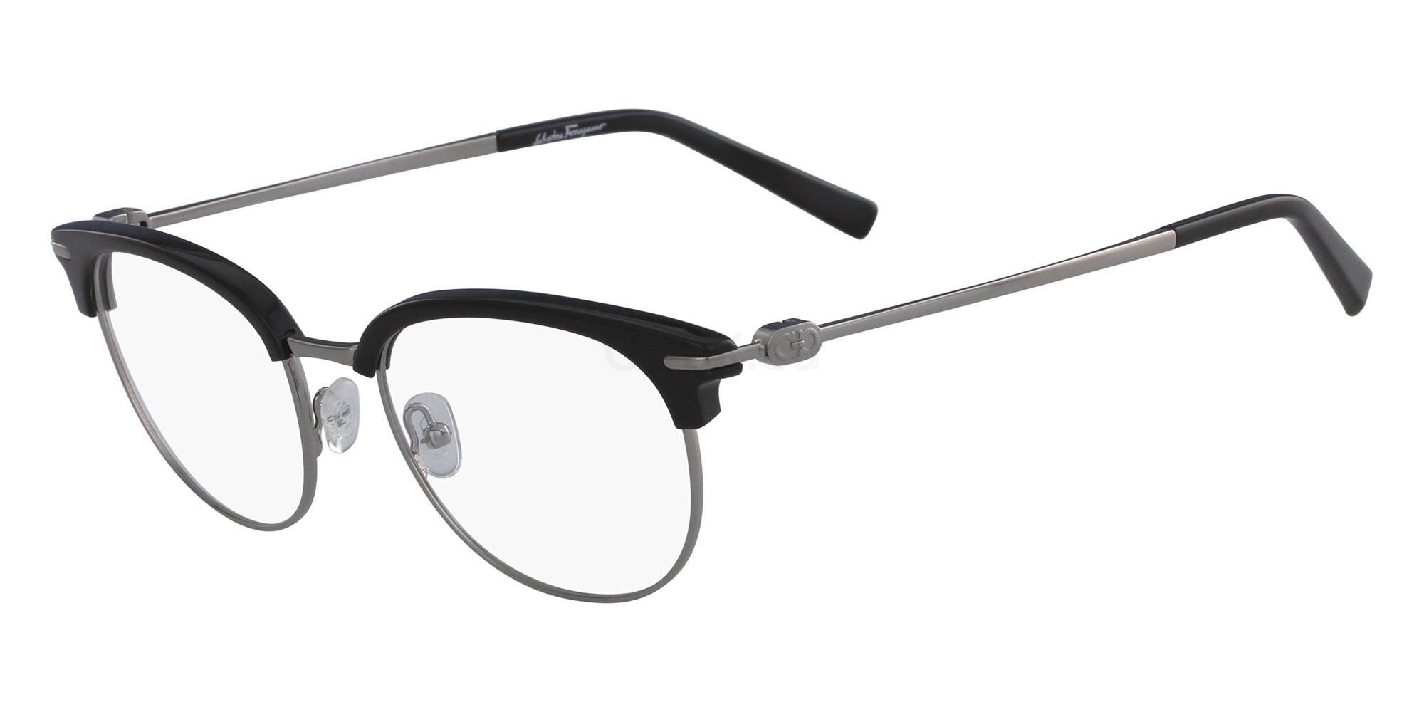 021 SF2164 Glasses, Salvatore Ferragamo