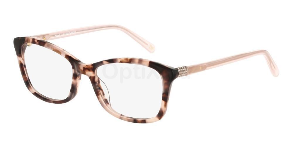 633 DVF5071 Glasses, DVF