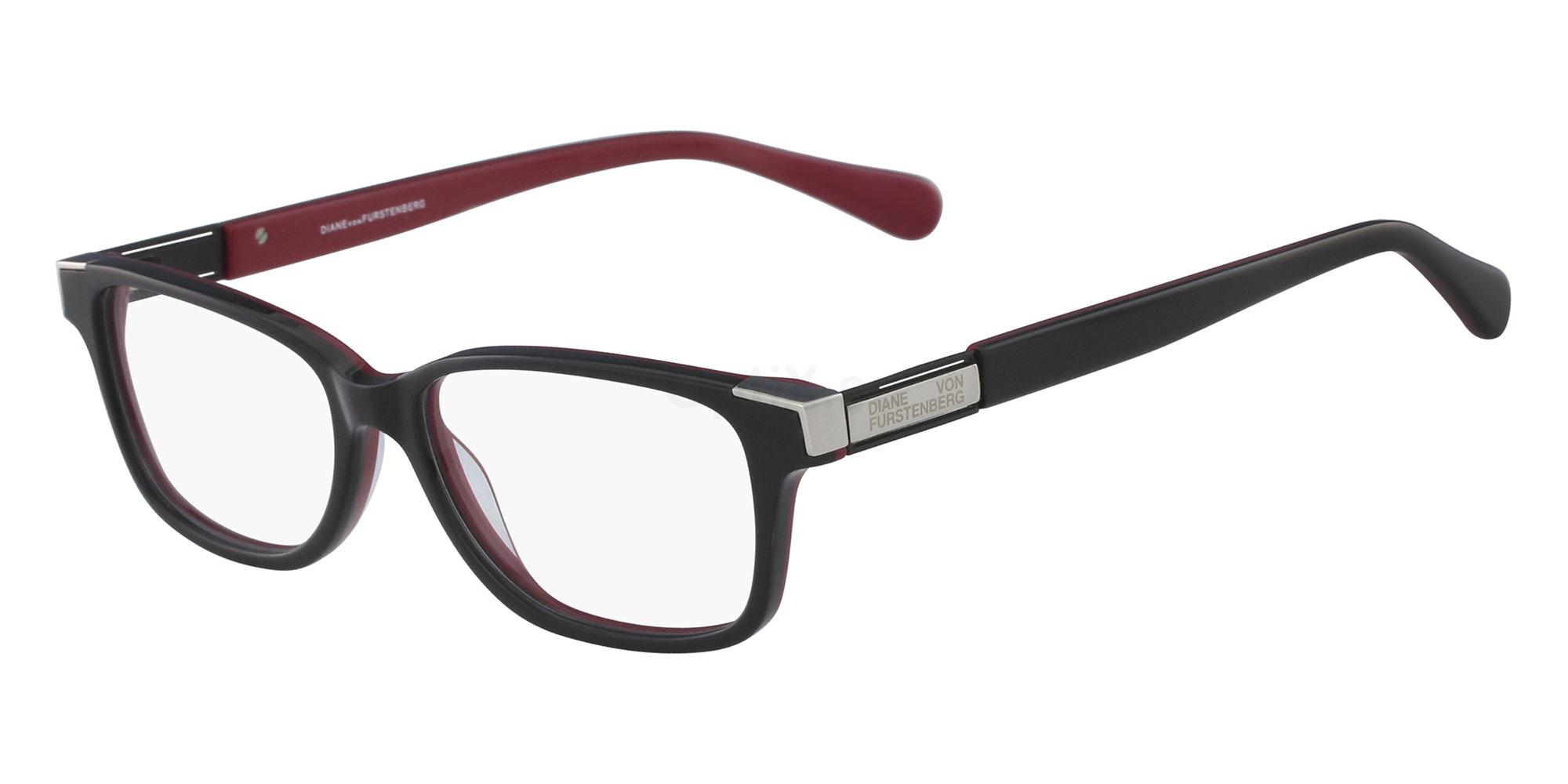 001 DVF5102 Glasses, DVF