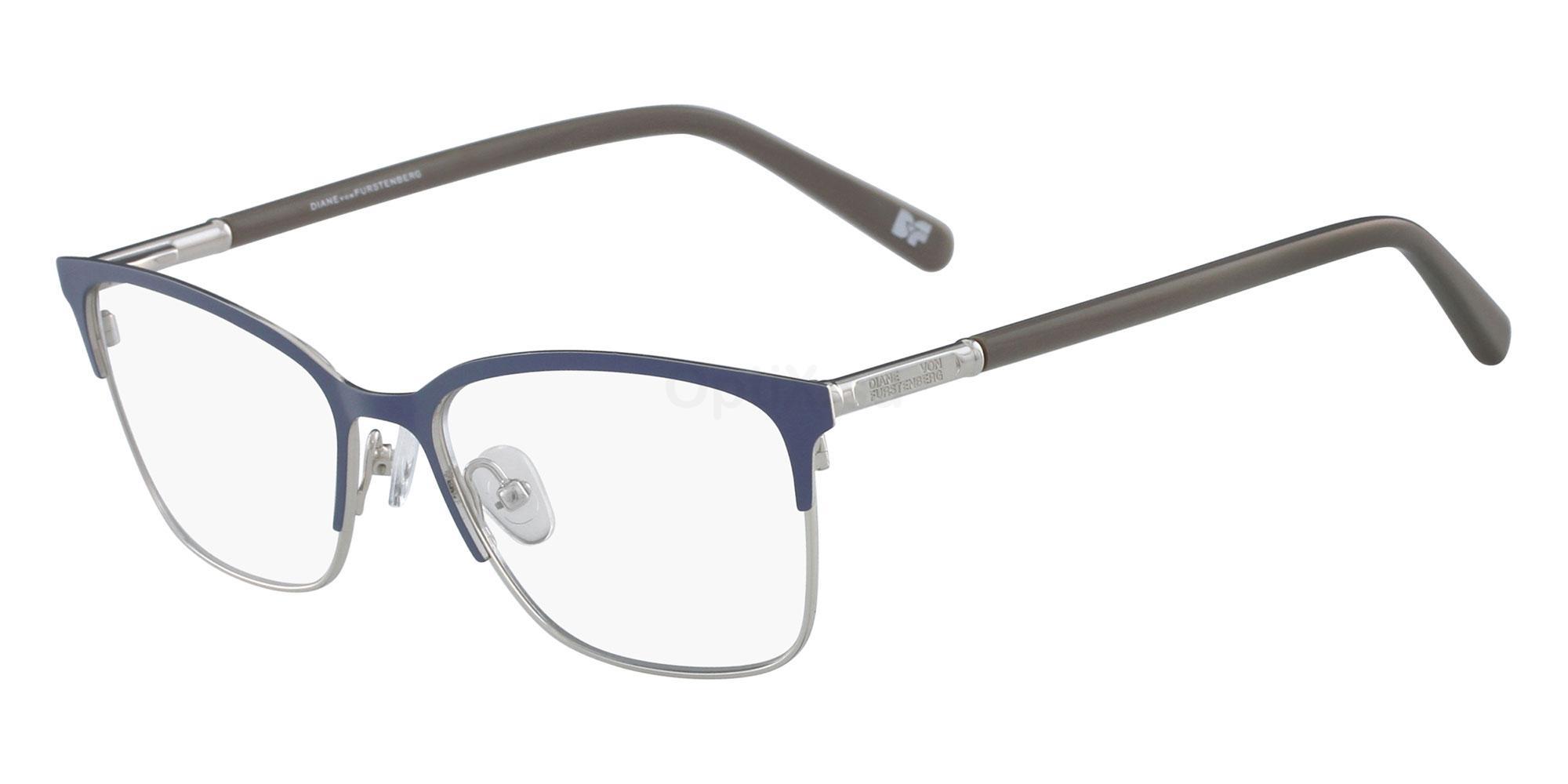 400 DVF8066 Glasses, DVF