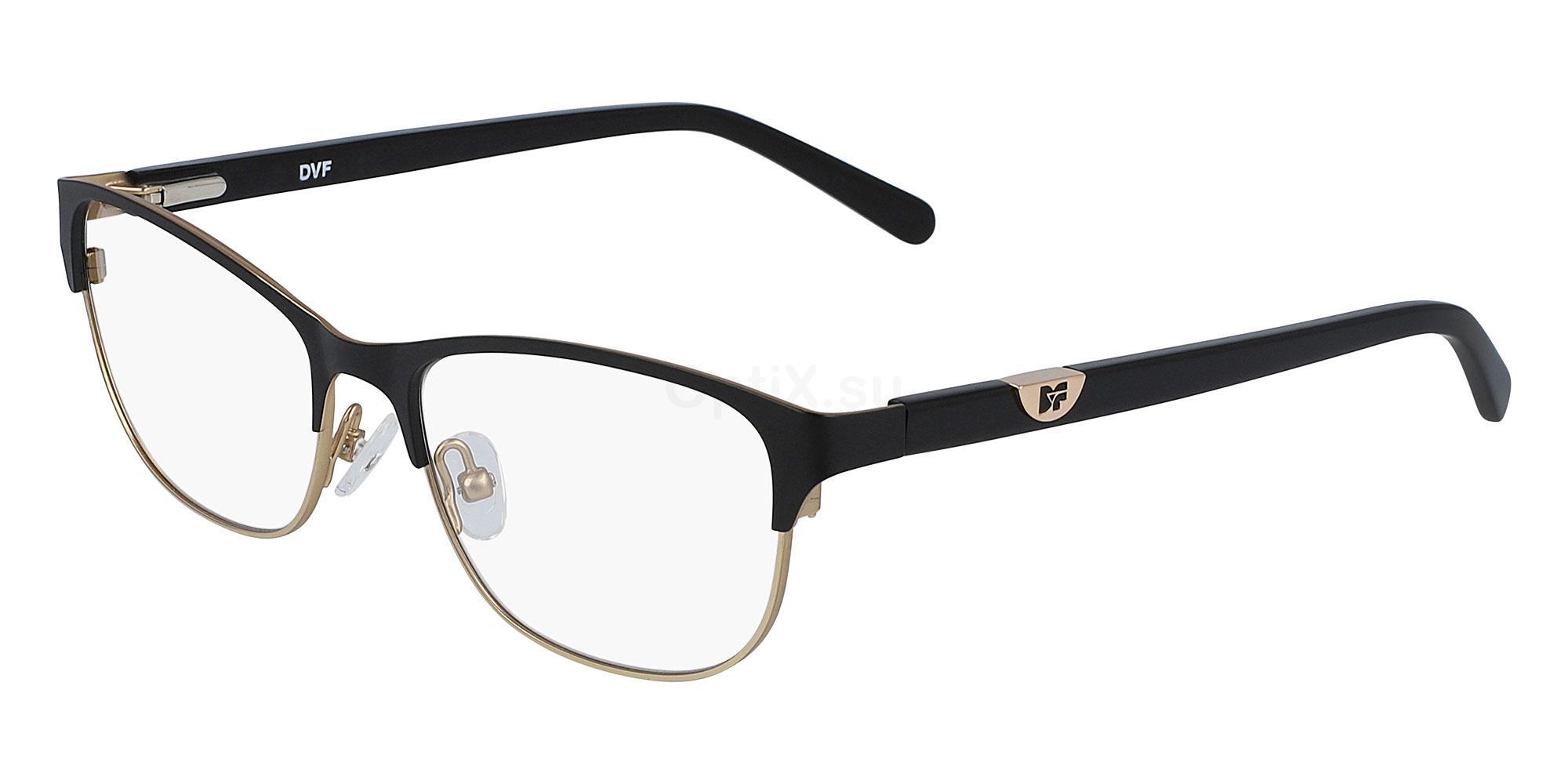 001 DVF8070 Glasses, DVF