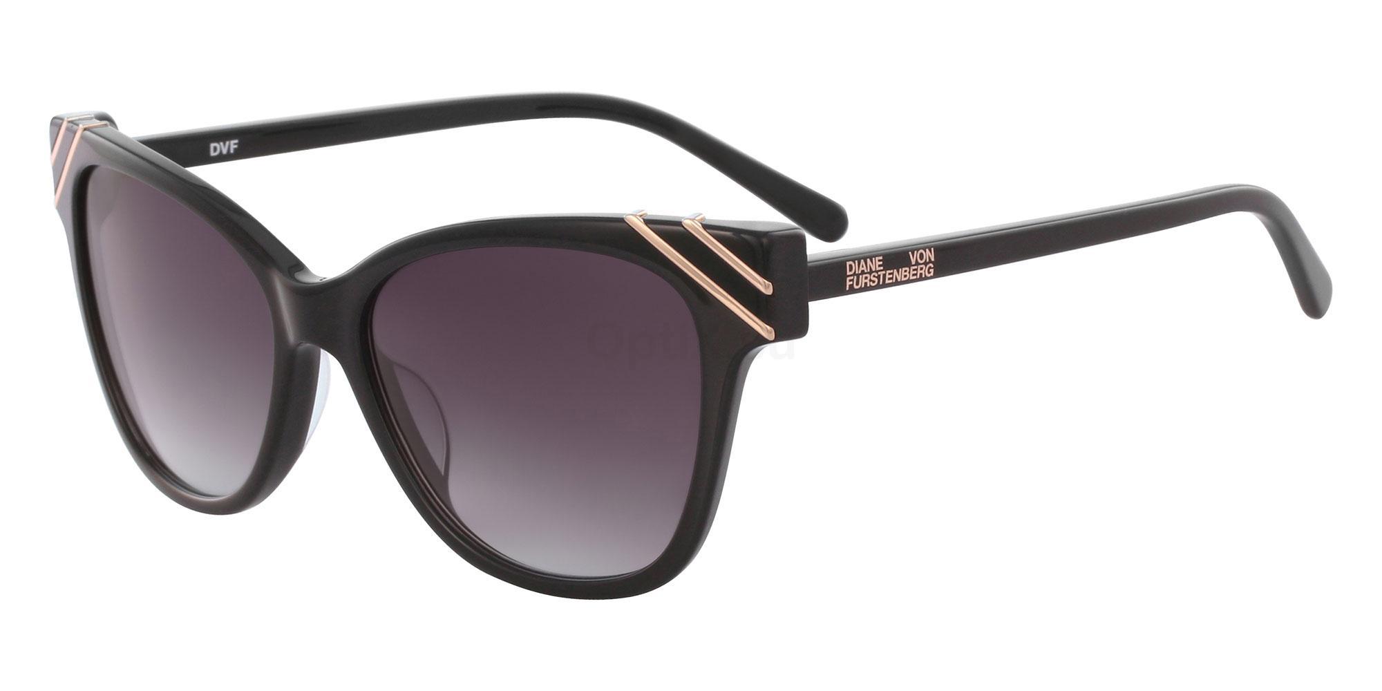 001 DVF663S ARDEN Sunglasses, DVF
