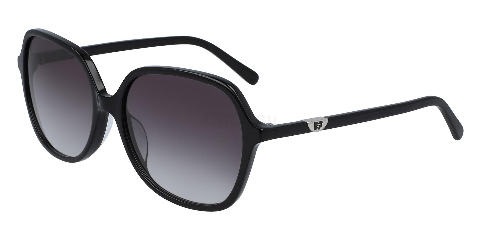 001 DVF666S HEATHER Sunglasses, DVF