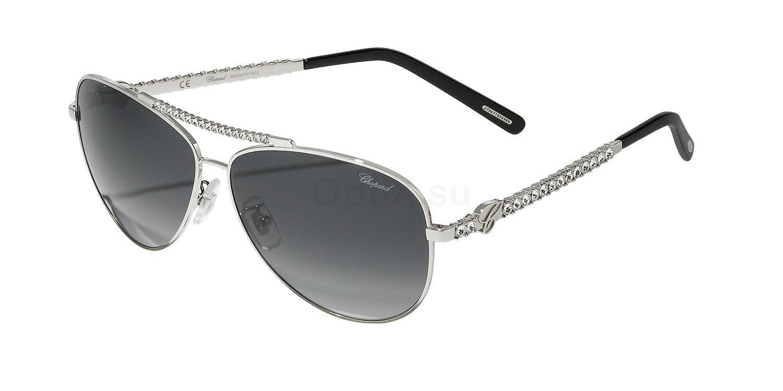 0579 SCHB58S Sunglasses, Chopard