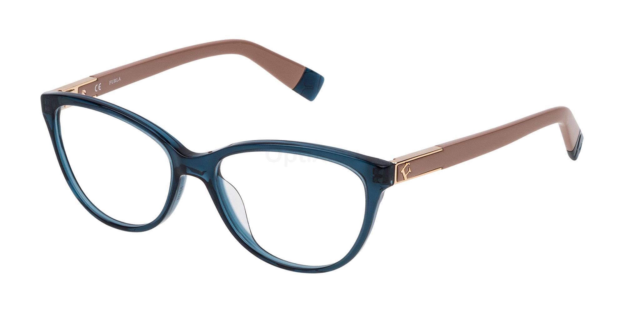 0AGQ VU4977 Glasses, Furla