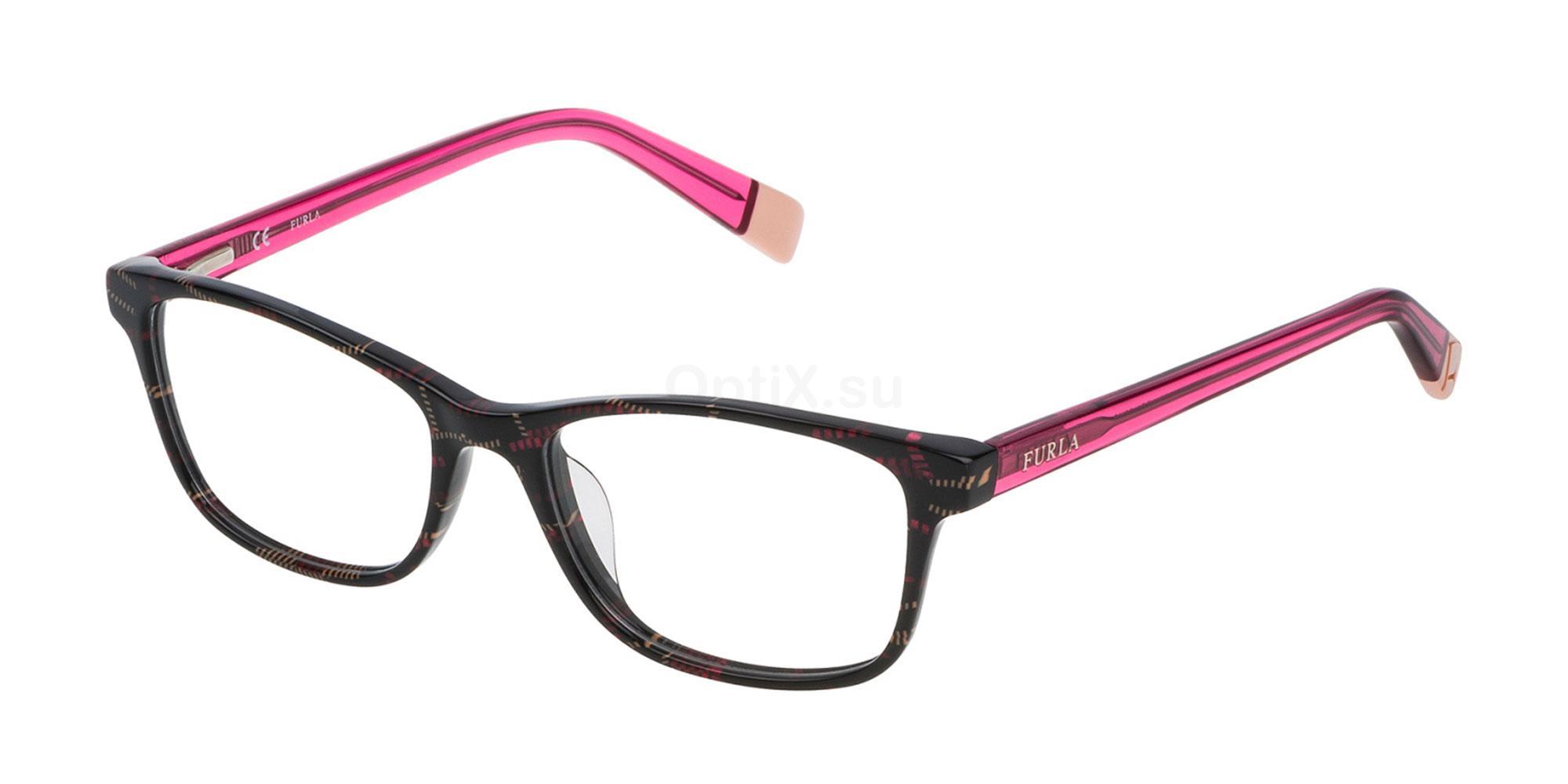09YQ VFU076 Glasses, Furla