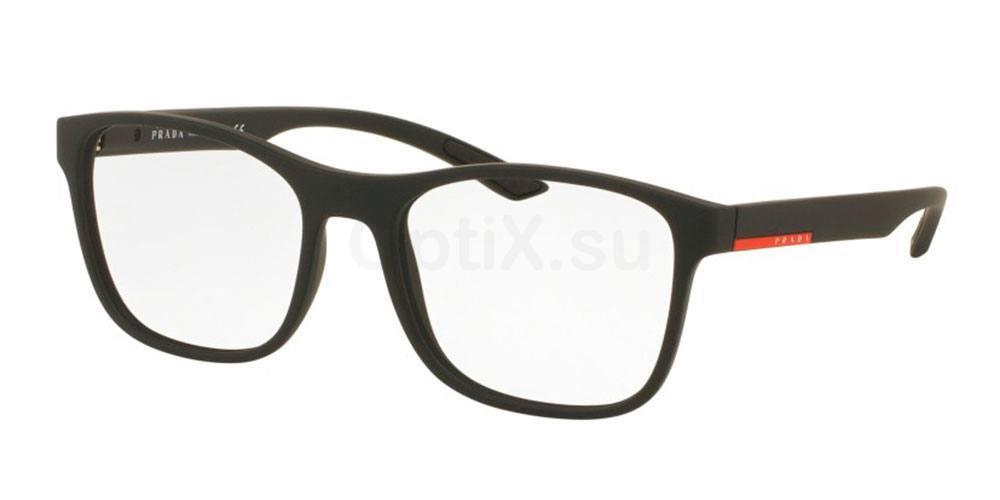 DG01O1 PS 08GV Glasses, Prada Linea Rossa