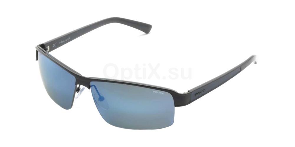 531B S8855 Mirror Sunglasses, Police
