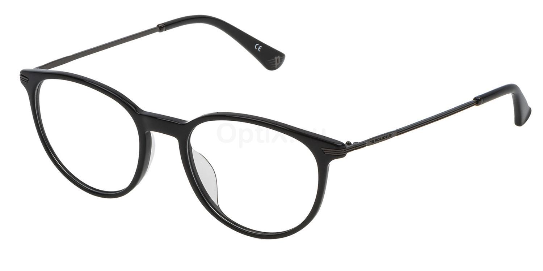 0700 VPL474 Glasses, Police