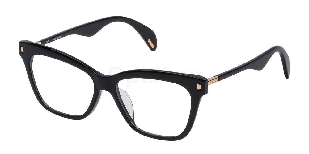 0700 VPL627 Glasses, Police