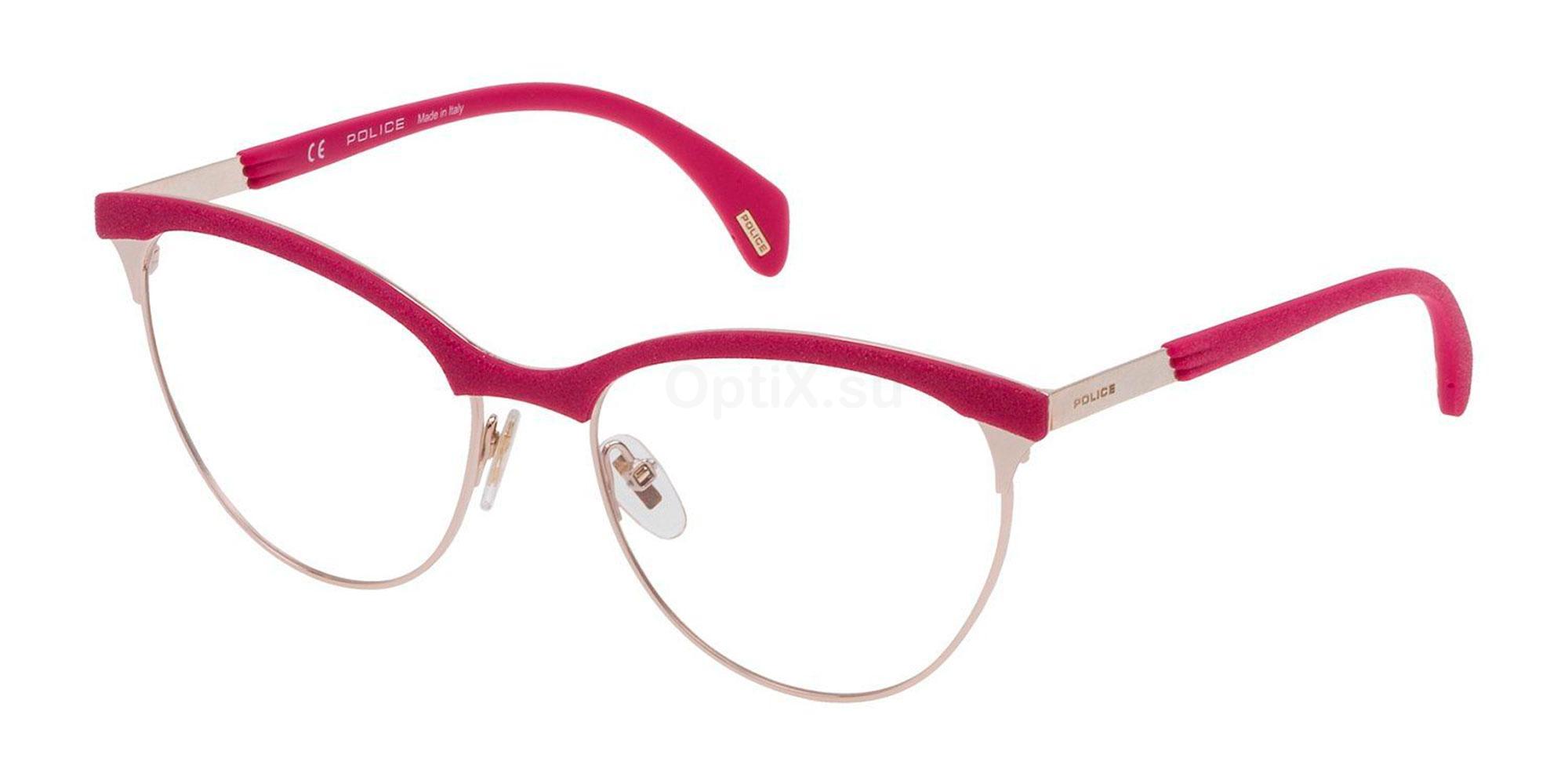 08FF VPL629 Glasses, Police