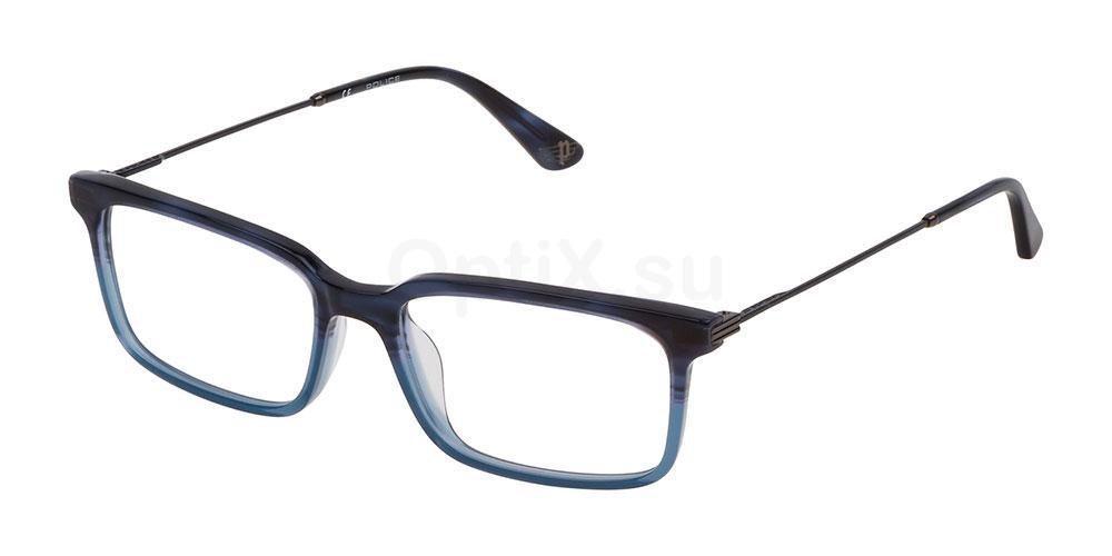 09QW VPL687 Glasses, Police
