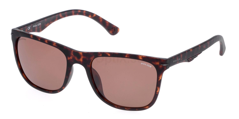 878P SPL357 Sunglasses, Police
