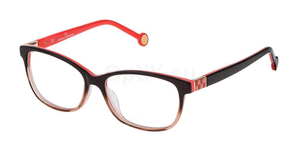 09PV VHE721 Glasses, CH Carolina Herrera