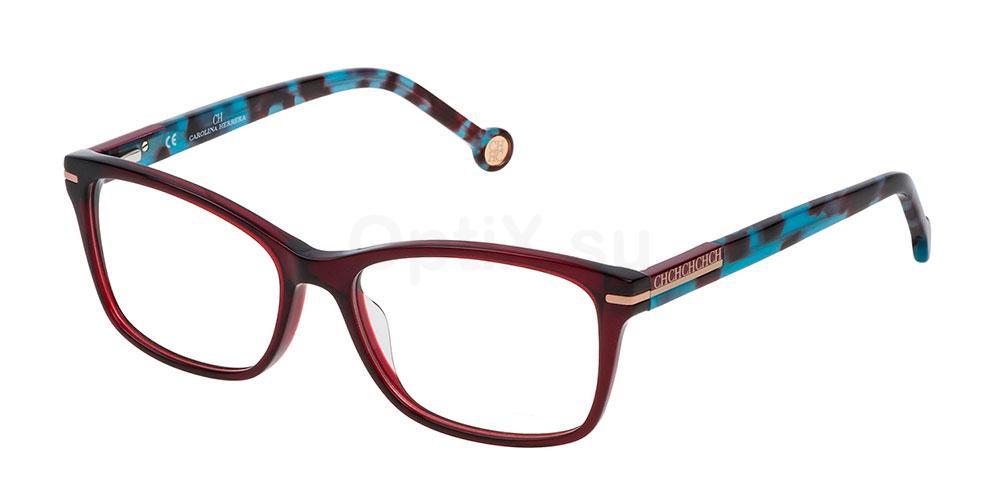 0954 VHE729N Glasses, CH Carolina Herrera