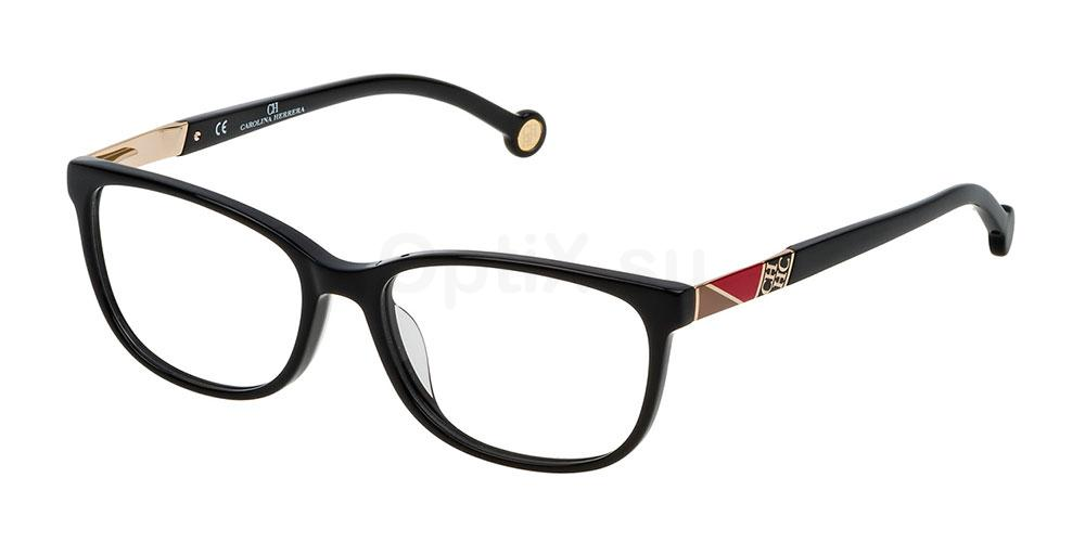 0700 VHE760 Glasses, CH Carolina Herrera