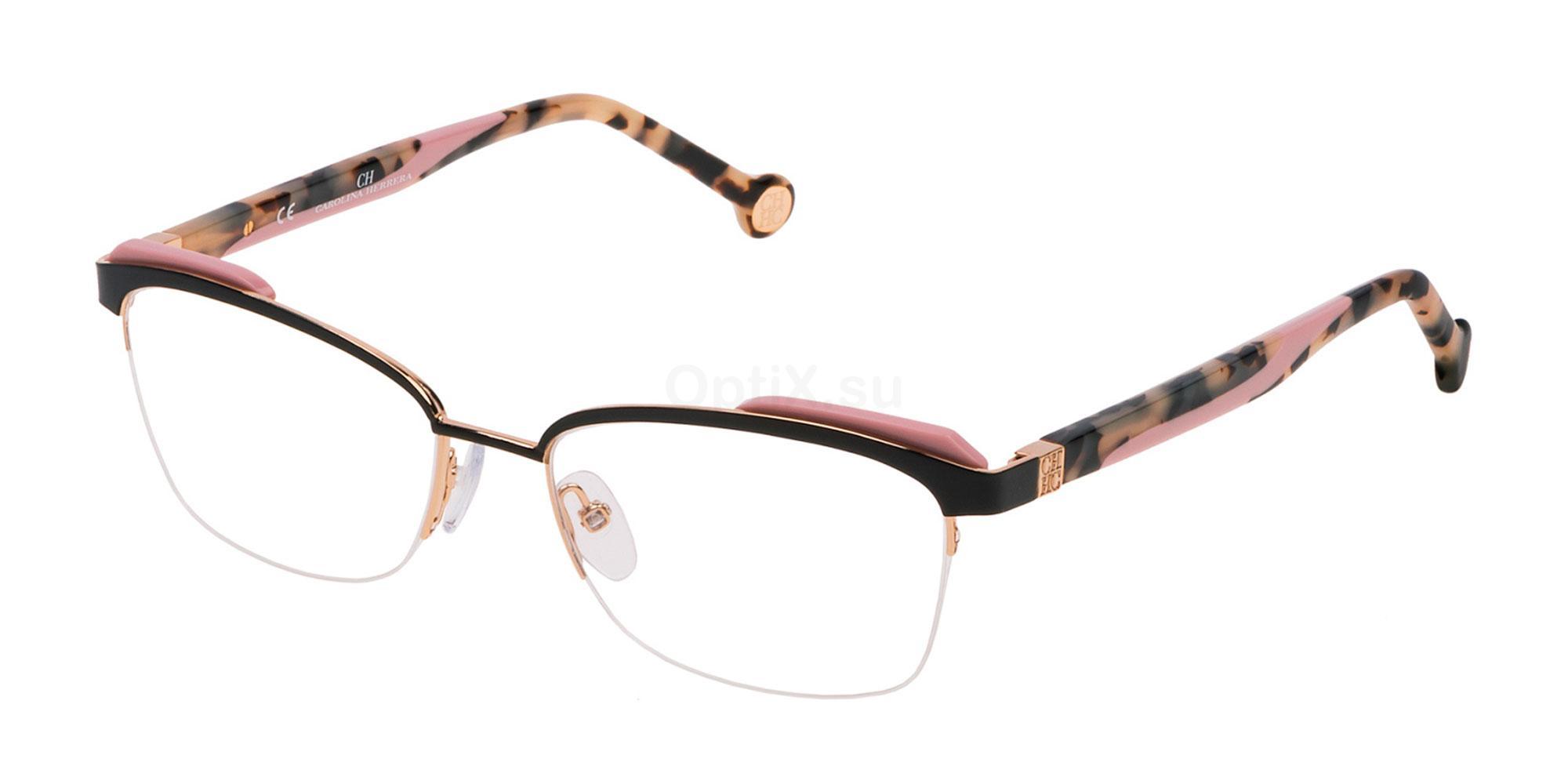 0301 VHE111 Glasses, CH Carolina Herrera