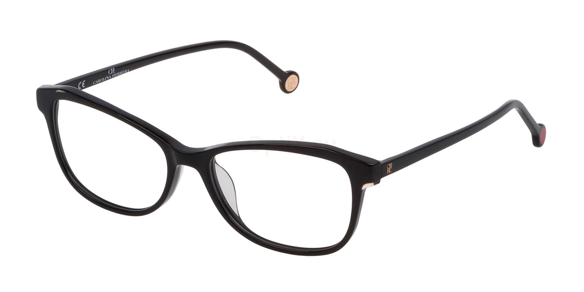 0700 VHE776 Glasses, CH Carolina Herrera