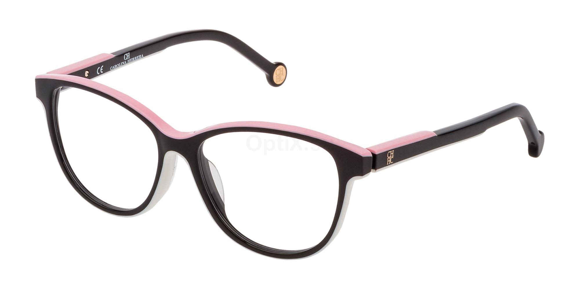 06HC VHE800 Glasses, CH Carolina Herrera