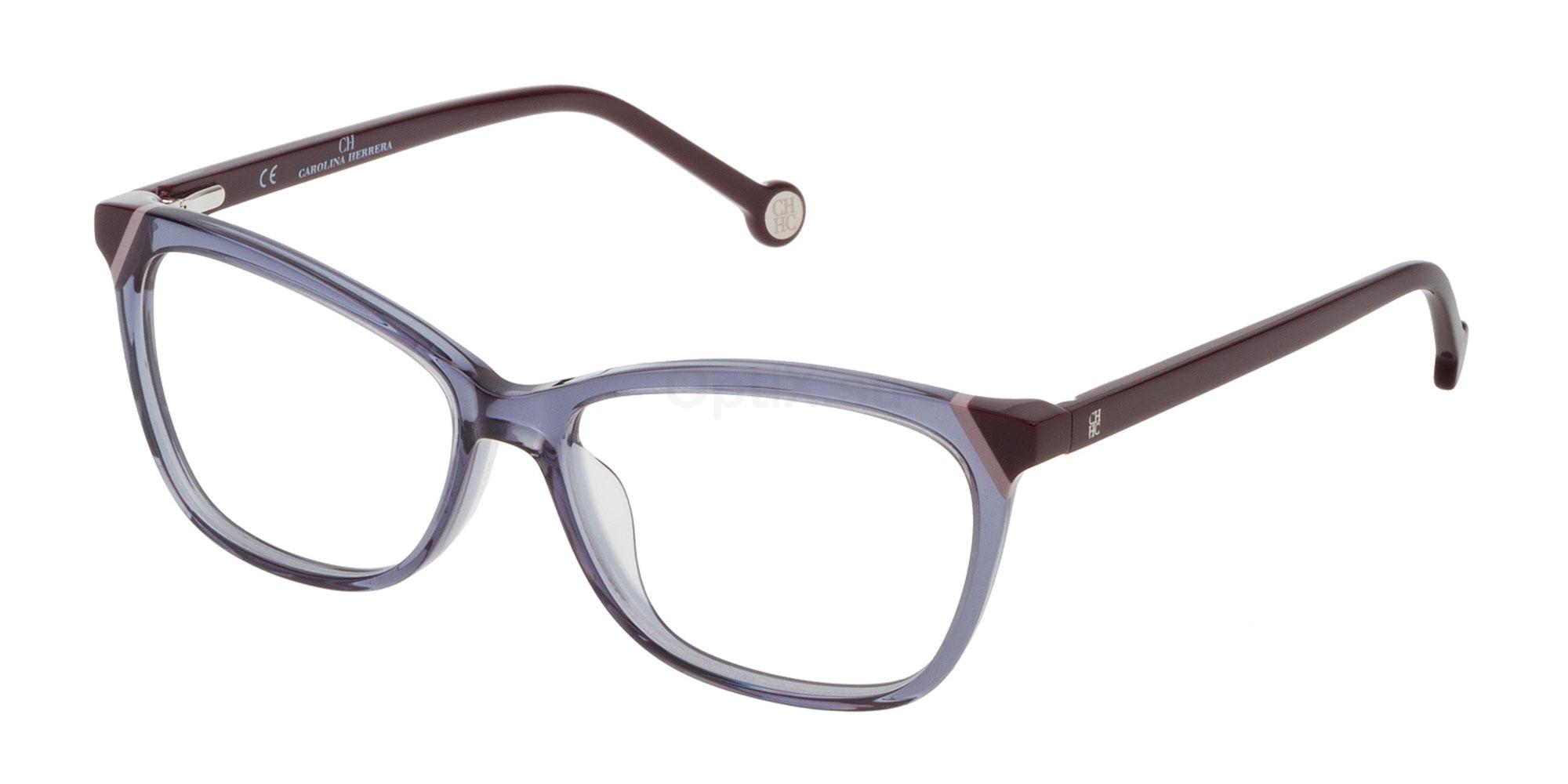 04AL VHE806L Glasses, CH Carolina Herrera