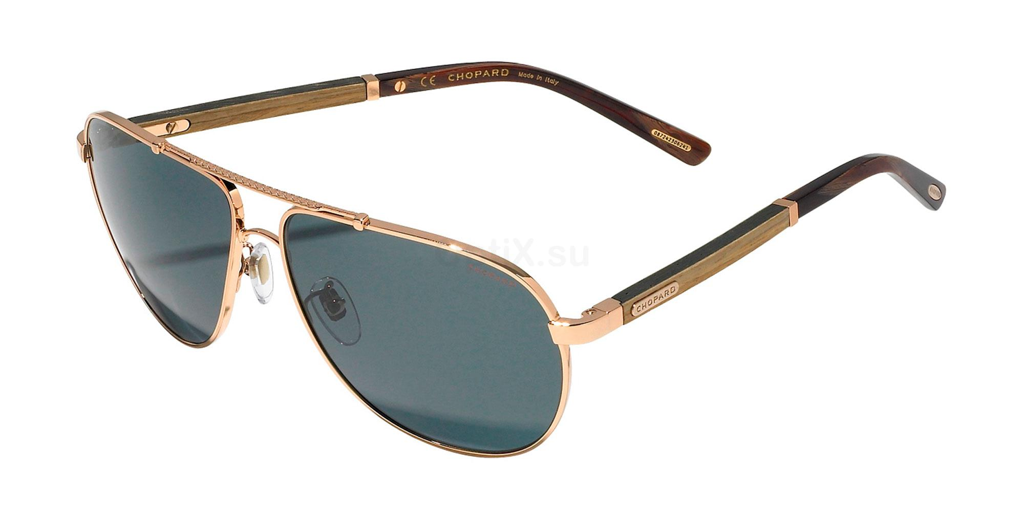 8FCP SCHB78V Sunglasses, Chopard