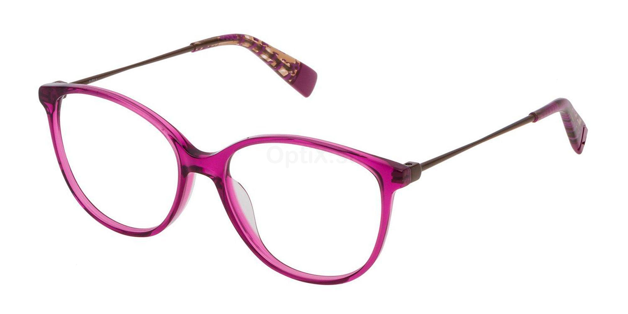 01F5 VFU201 Glasses, Furla