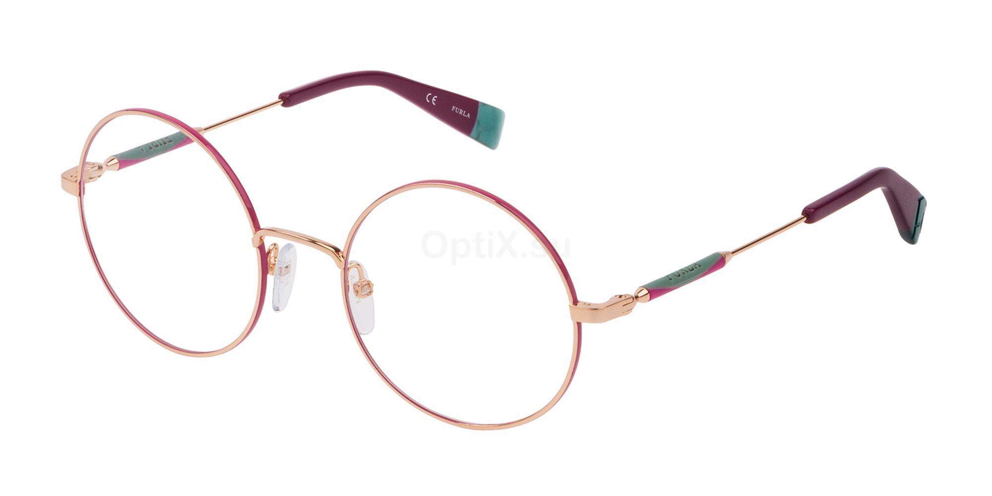0355 VFU310 Glasses, Furla