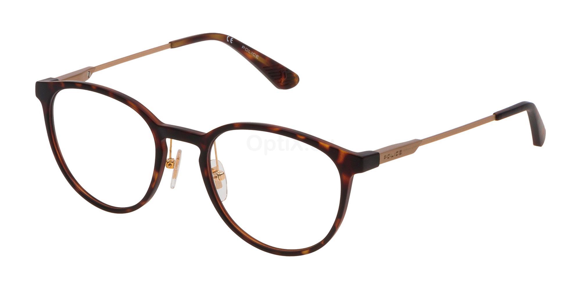 0878 VPL695 Glasses, Police