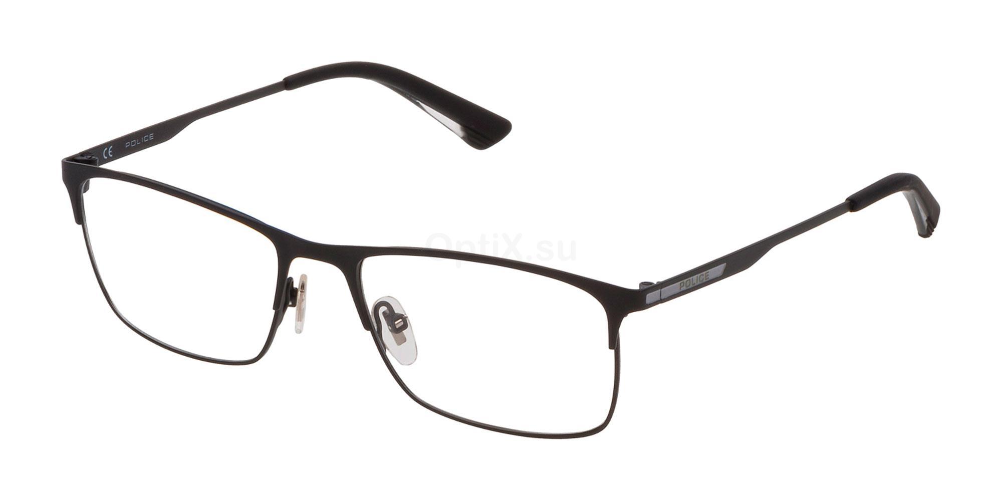 0531 VPL698 Glasses, Police
