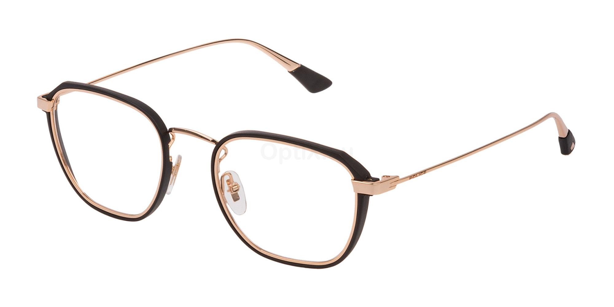0300 VPL802 Glasses, Police