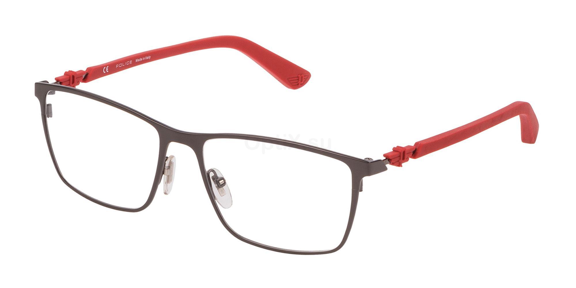 0597 VPL795 Glasses, Police