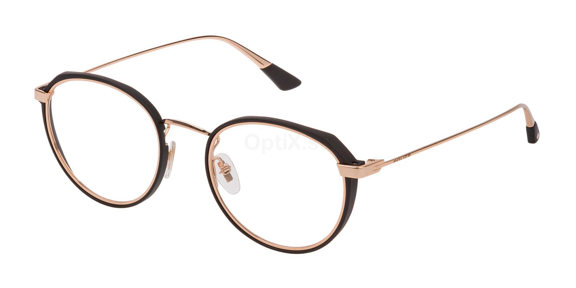 0300 VPL803 Glasses, Police