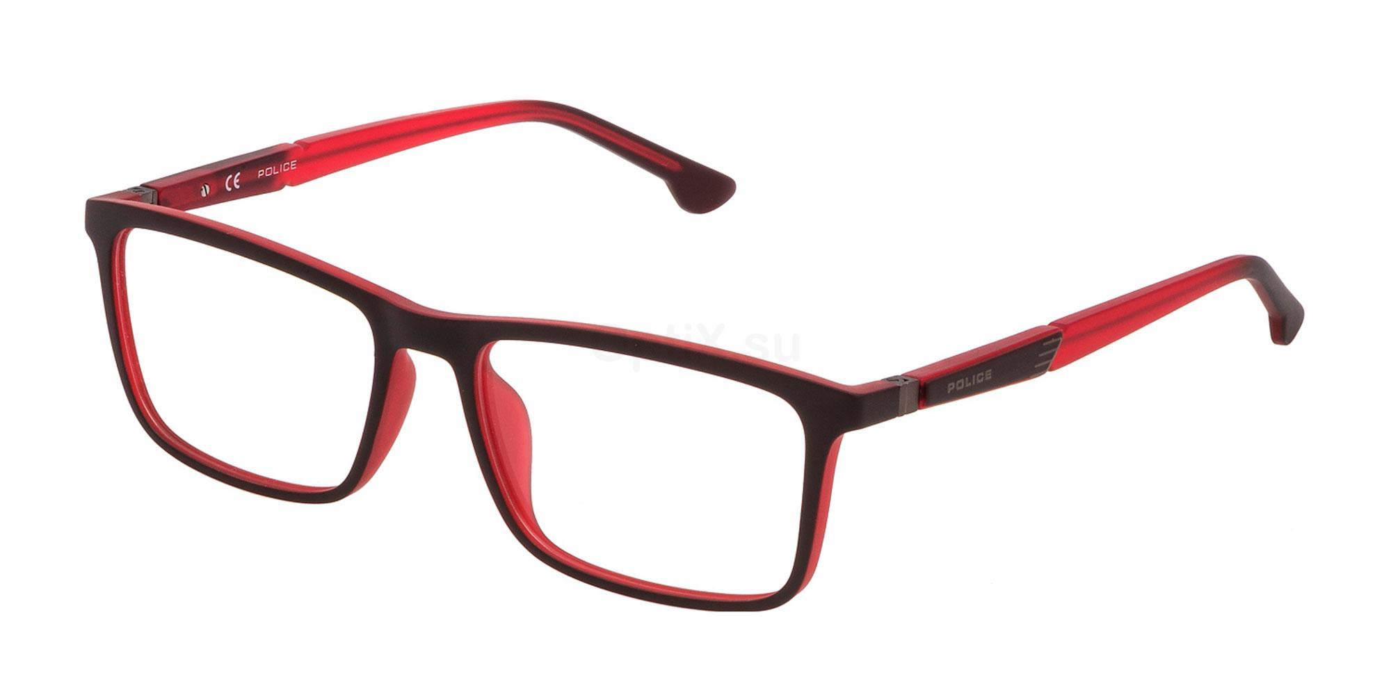01BU VPL877 Glasses, Police