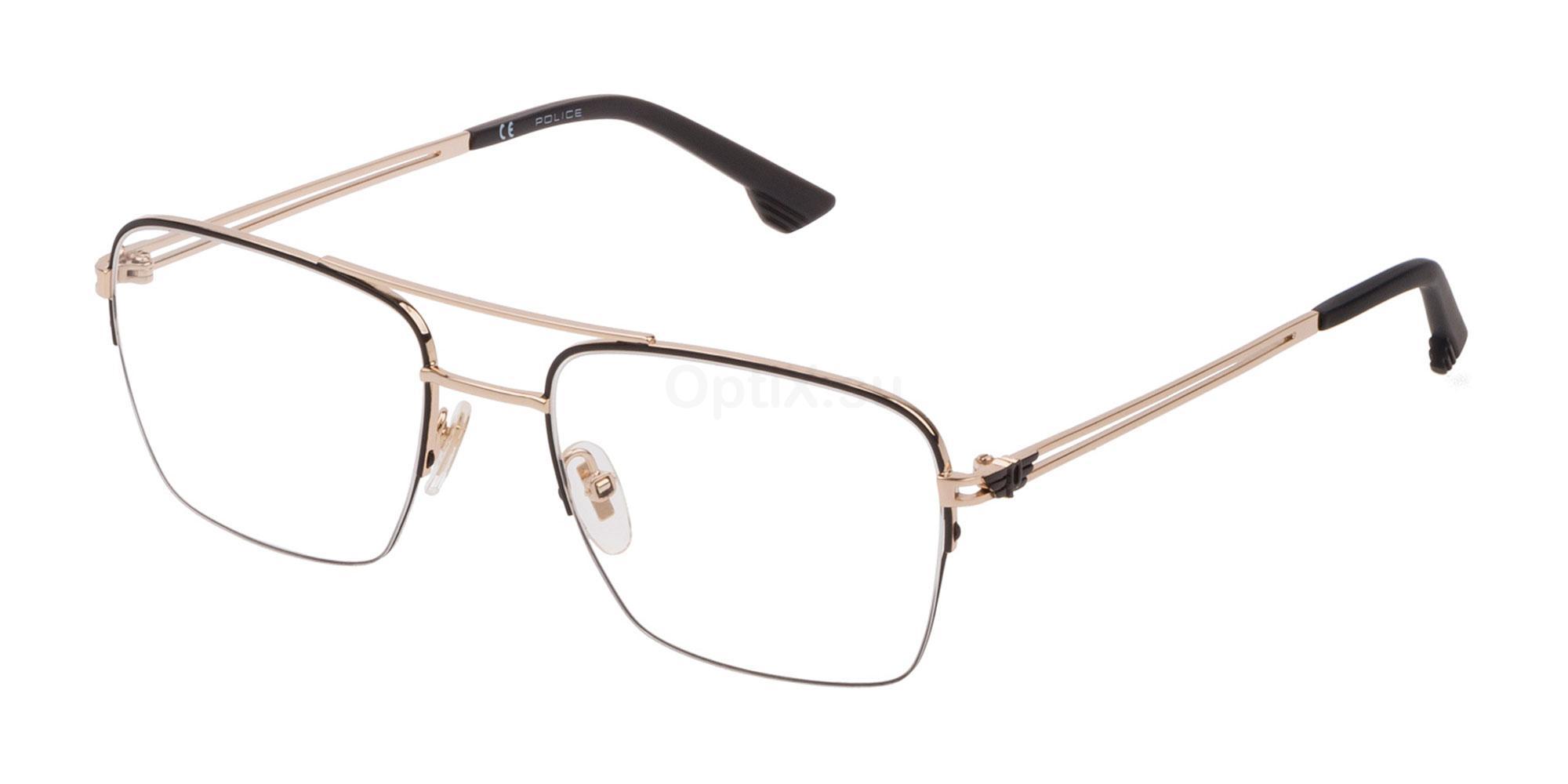 0301 VPL879 Glasses, Police