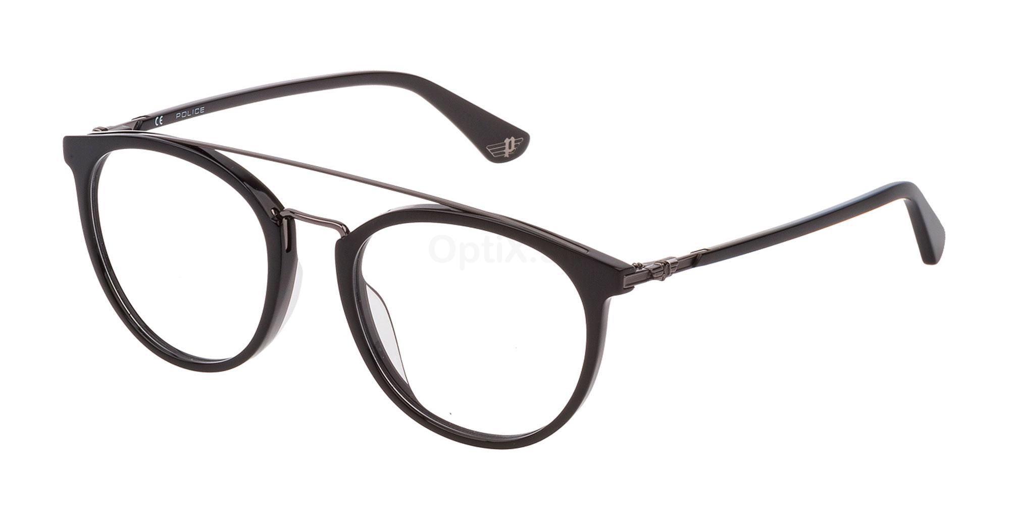 0700 VPL881 Glasses, Police