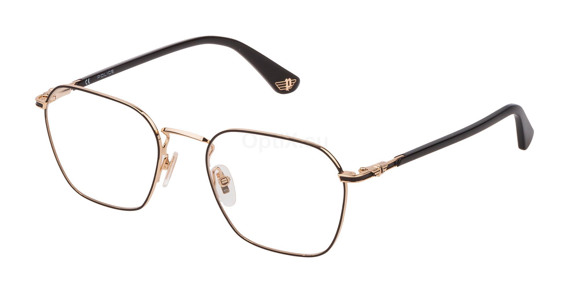 0301 VPL882 Glasses, Police