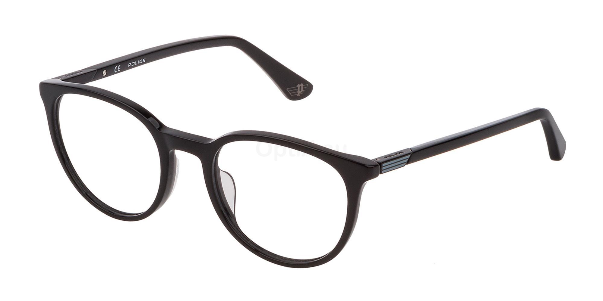 0700 VPL883 Glasses, Police