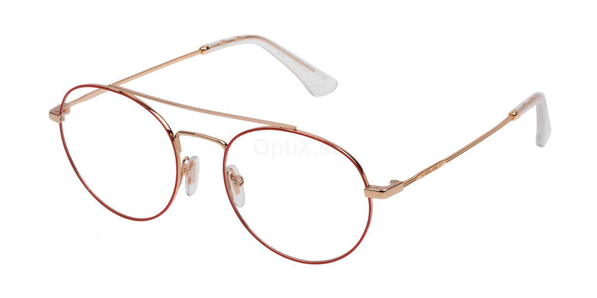 0357 VPL728 Glasses, Police