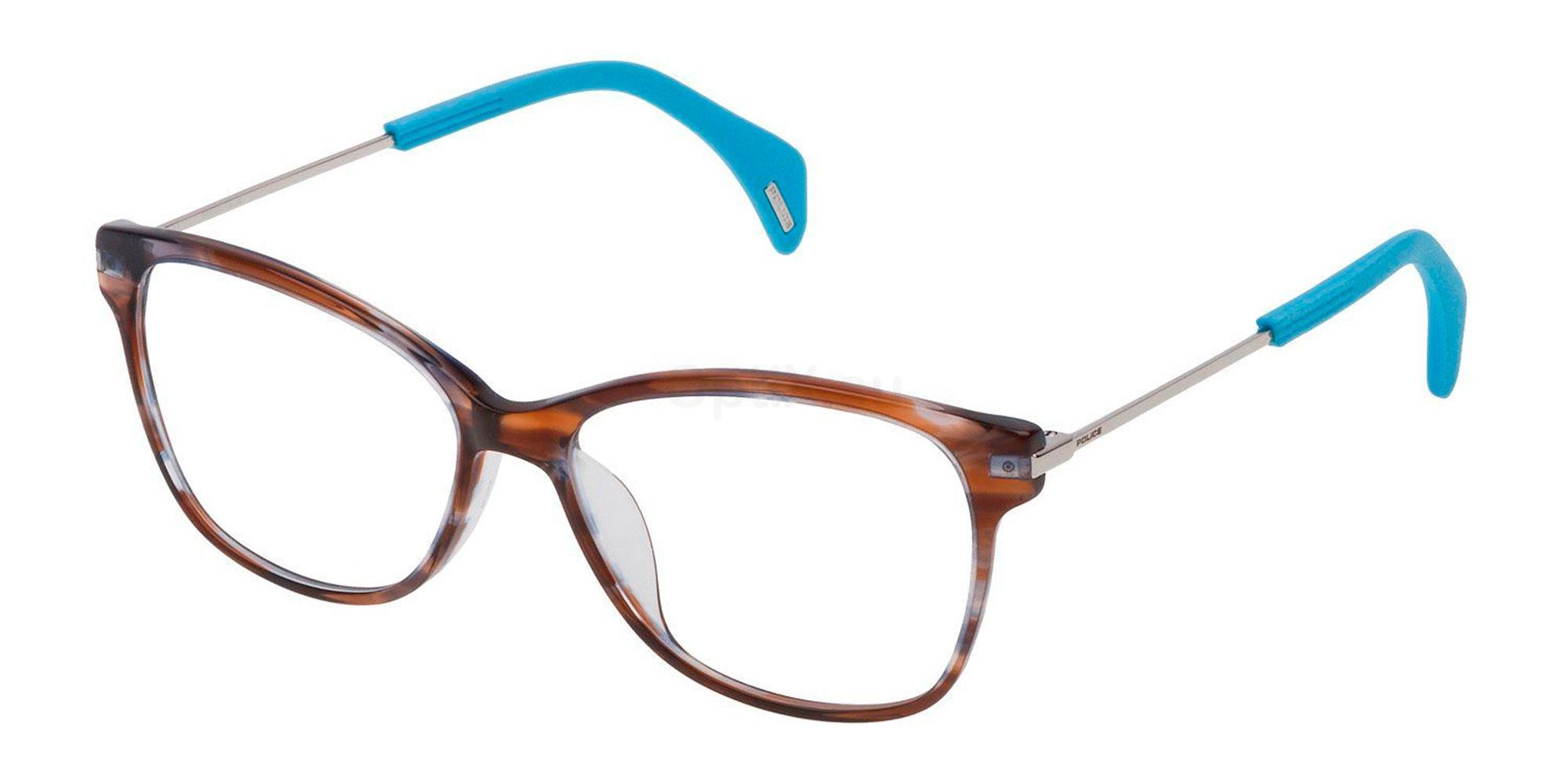 0J22 VPL729 Glasses, Police