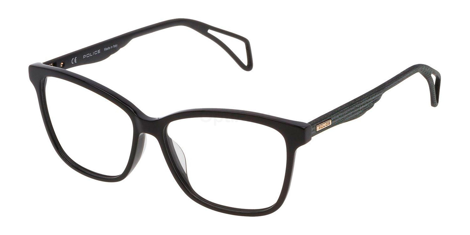 0700 VPL731 Glasses, Police