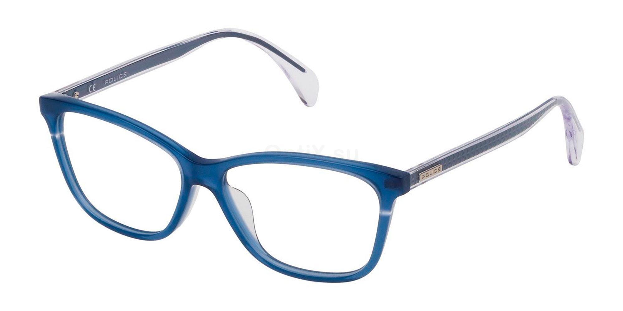 03GR VPL733 Glasses, Police