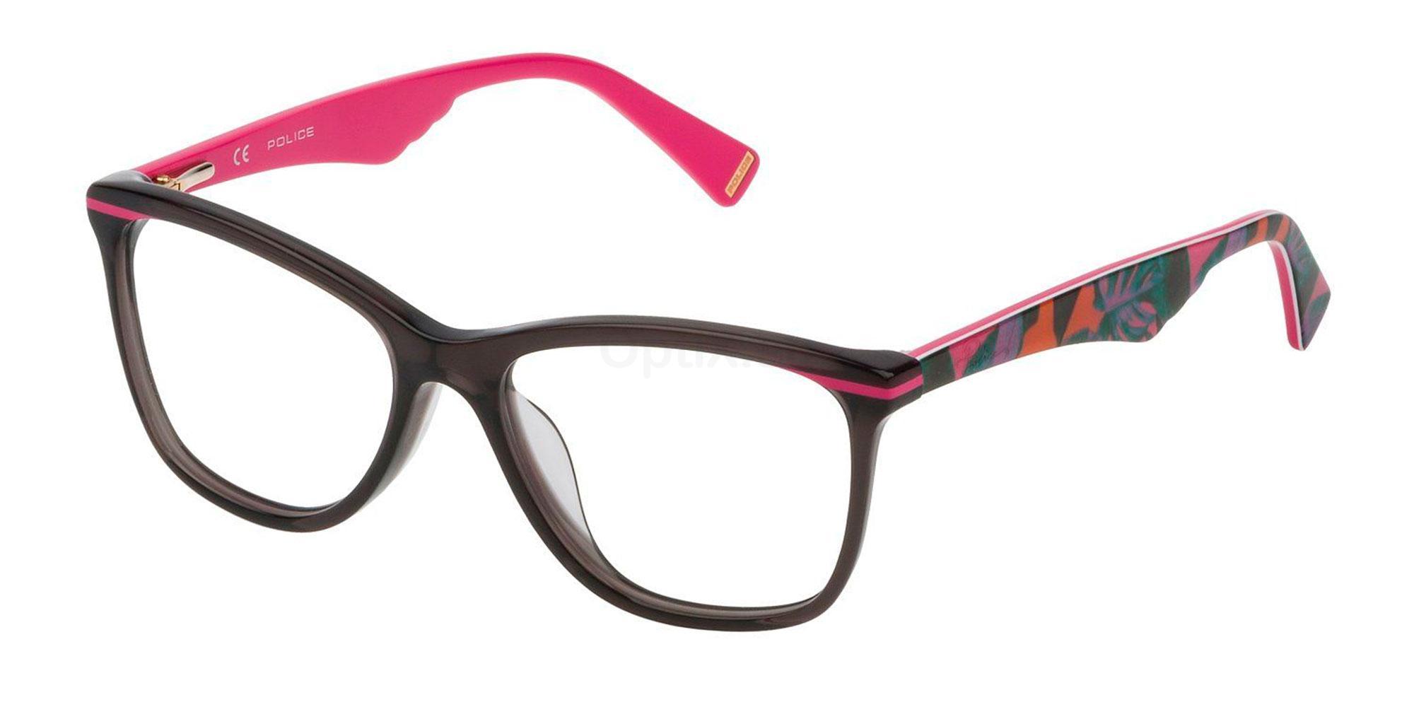 09HP VPL760E Glasses, Police