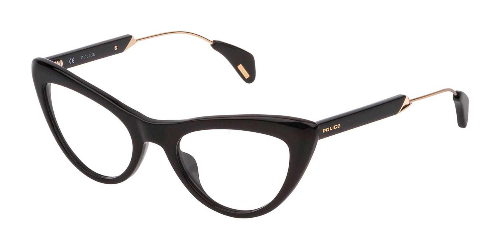 0700 VPL855 Glasses, Police