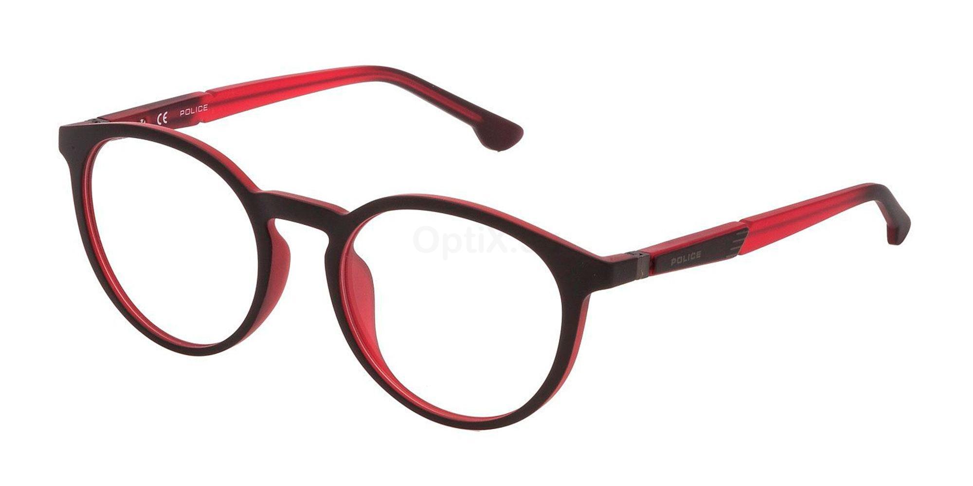 01BU VPL878 Glasses, Police