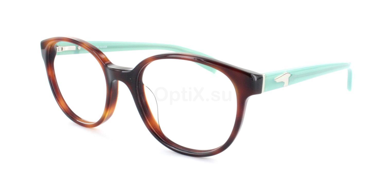 0752 VTR032 Glasses, Trussardi