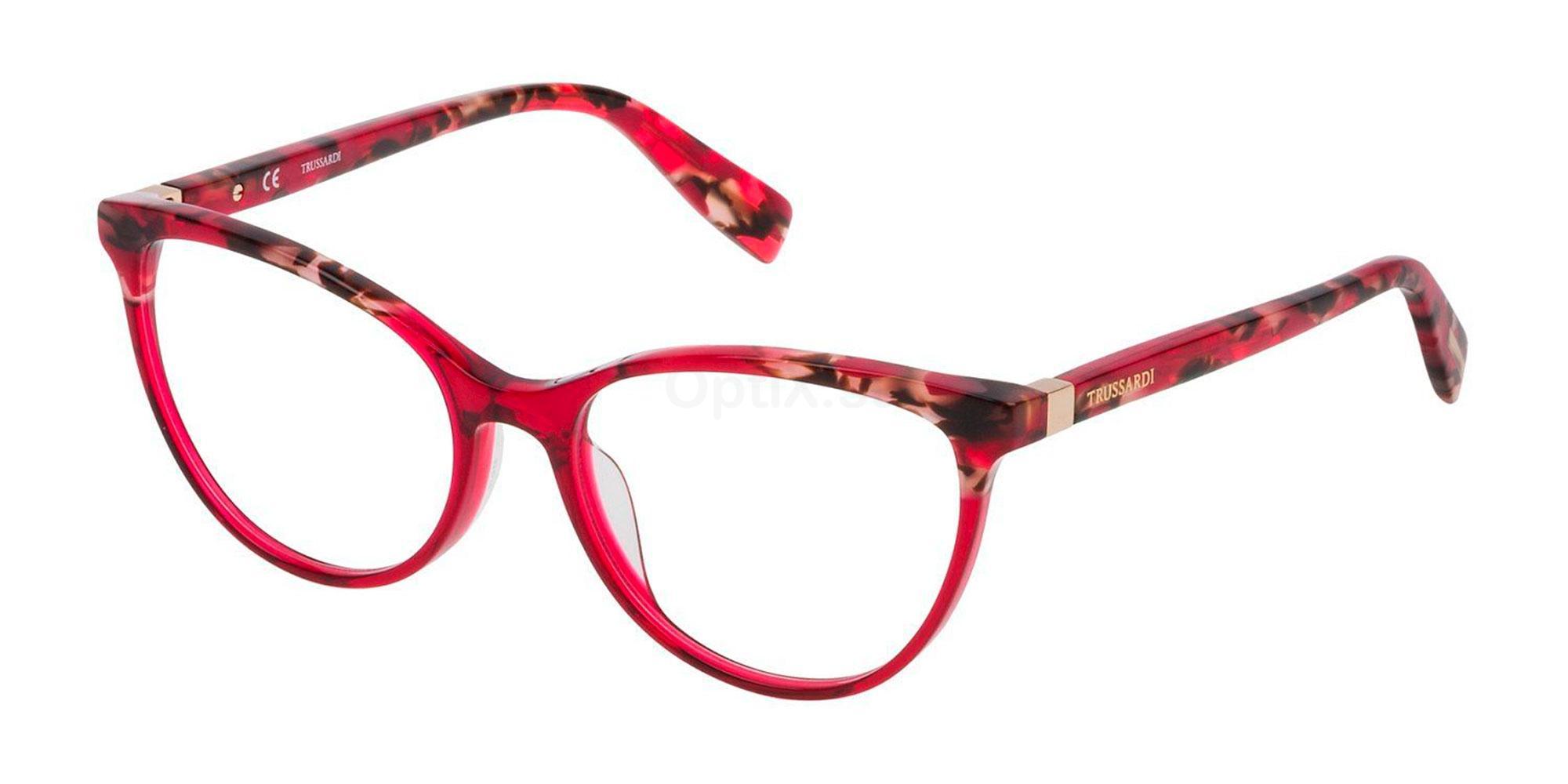 0764 VTR234 Glasses, Trussardi