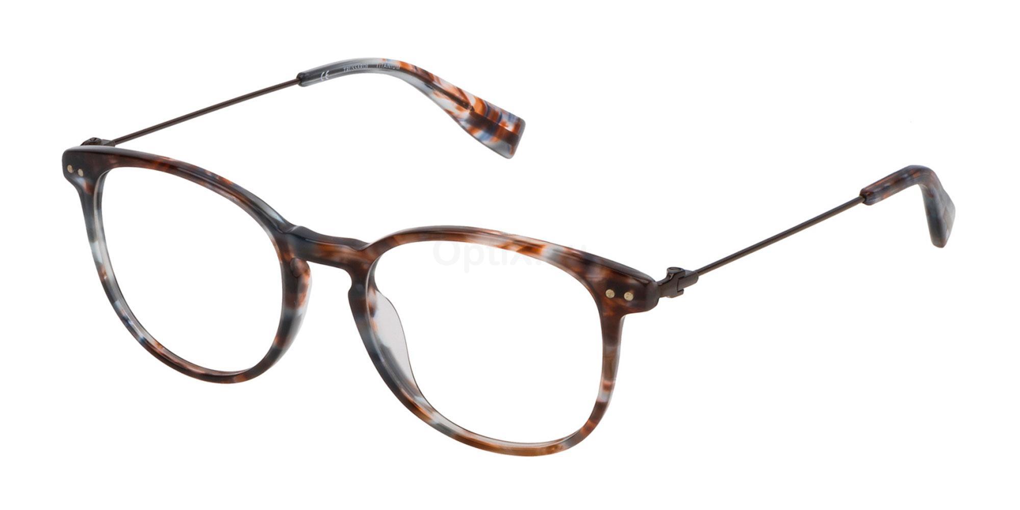 07HI VTR245 Glasses, Trussardi
