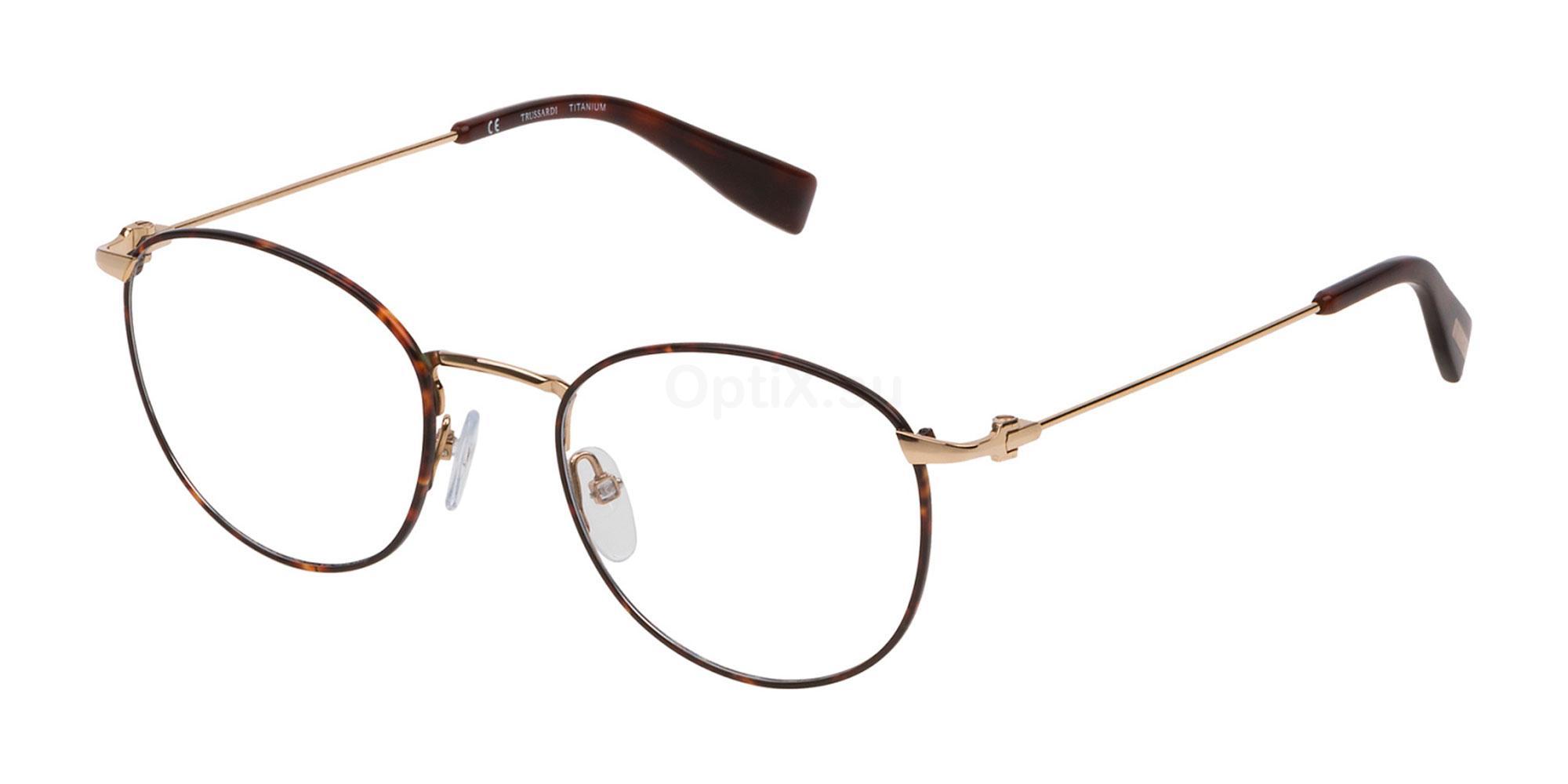 0320 VTR247 Glasses, Trussardi