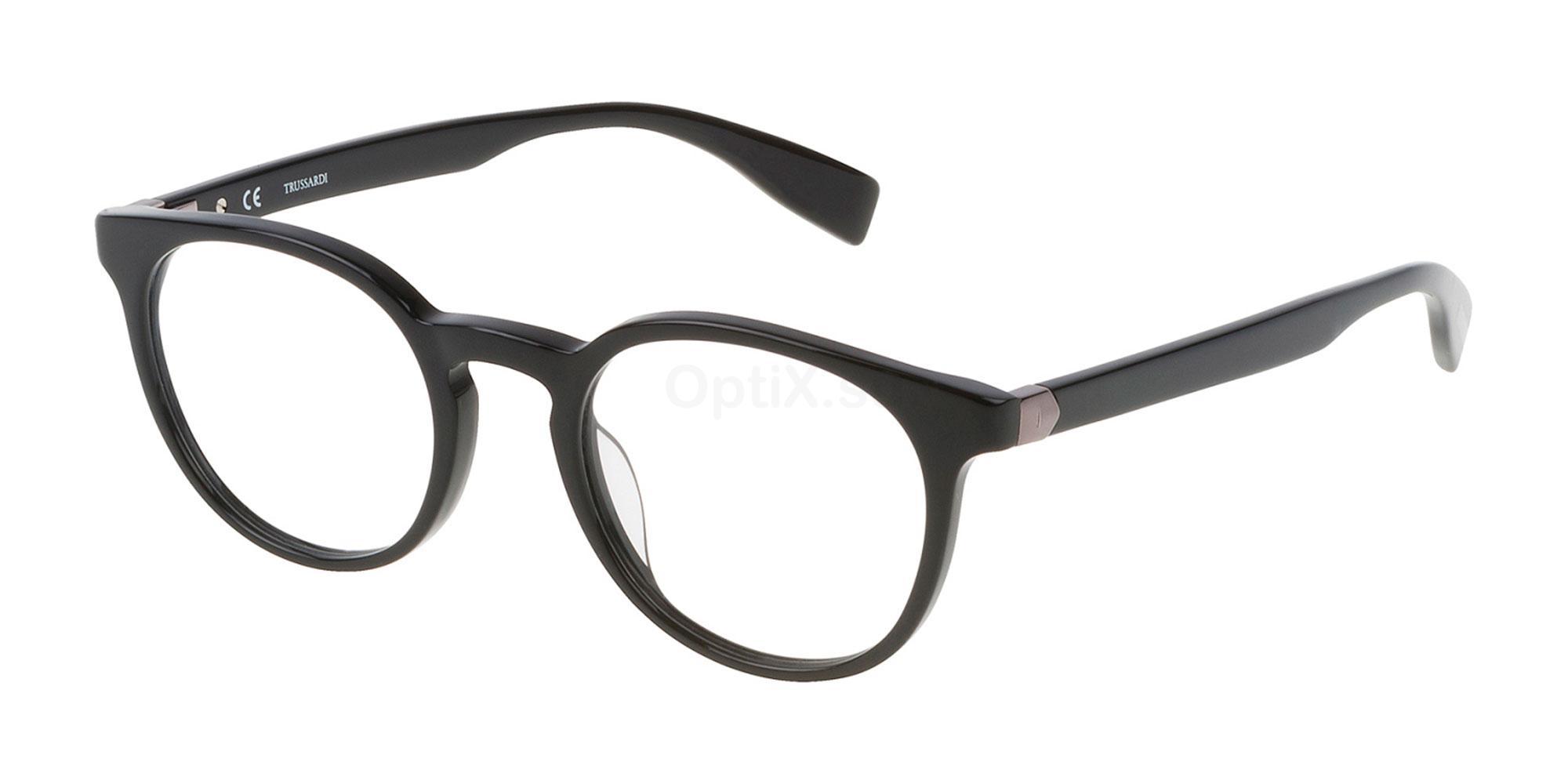 0700 VTR037 Glasses, Trussardi